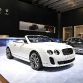 Bentley Continental Supersports ISR Convertible Live at Geneva 2011