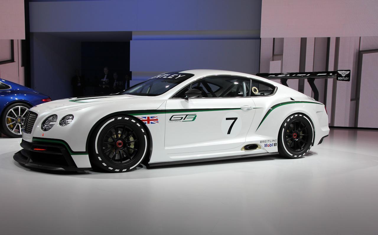 Goodwood ύ Bentley Continental Gt3