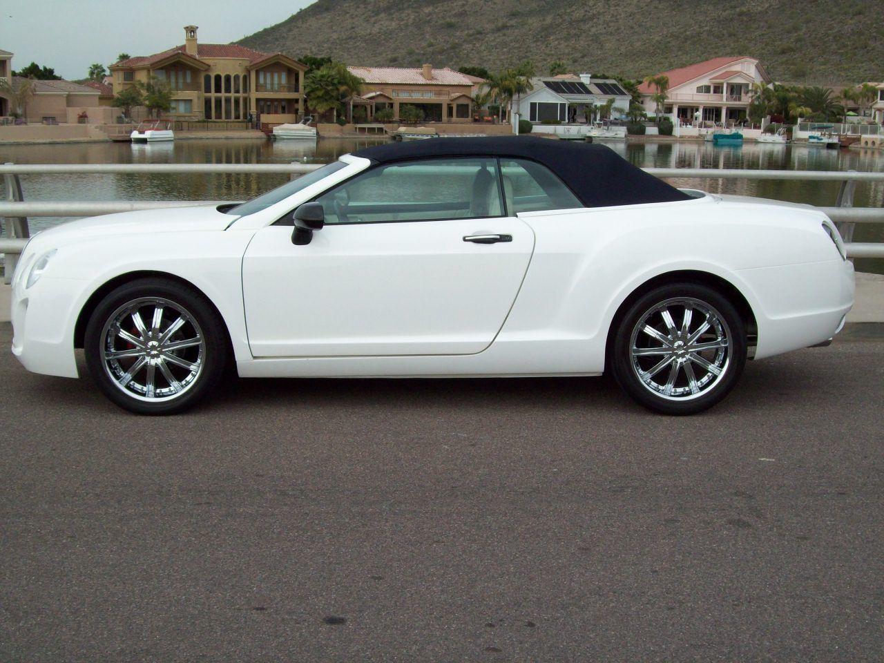 Bentley Continental Gtc Replica έ ά έ