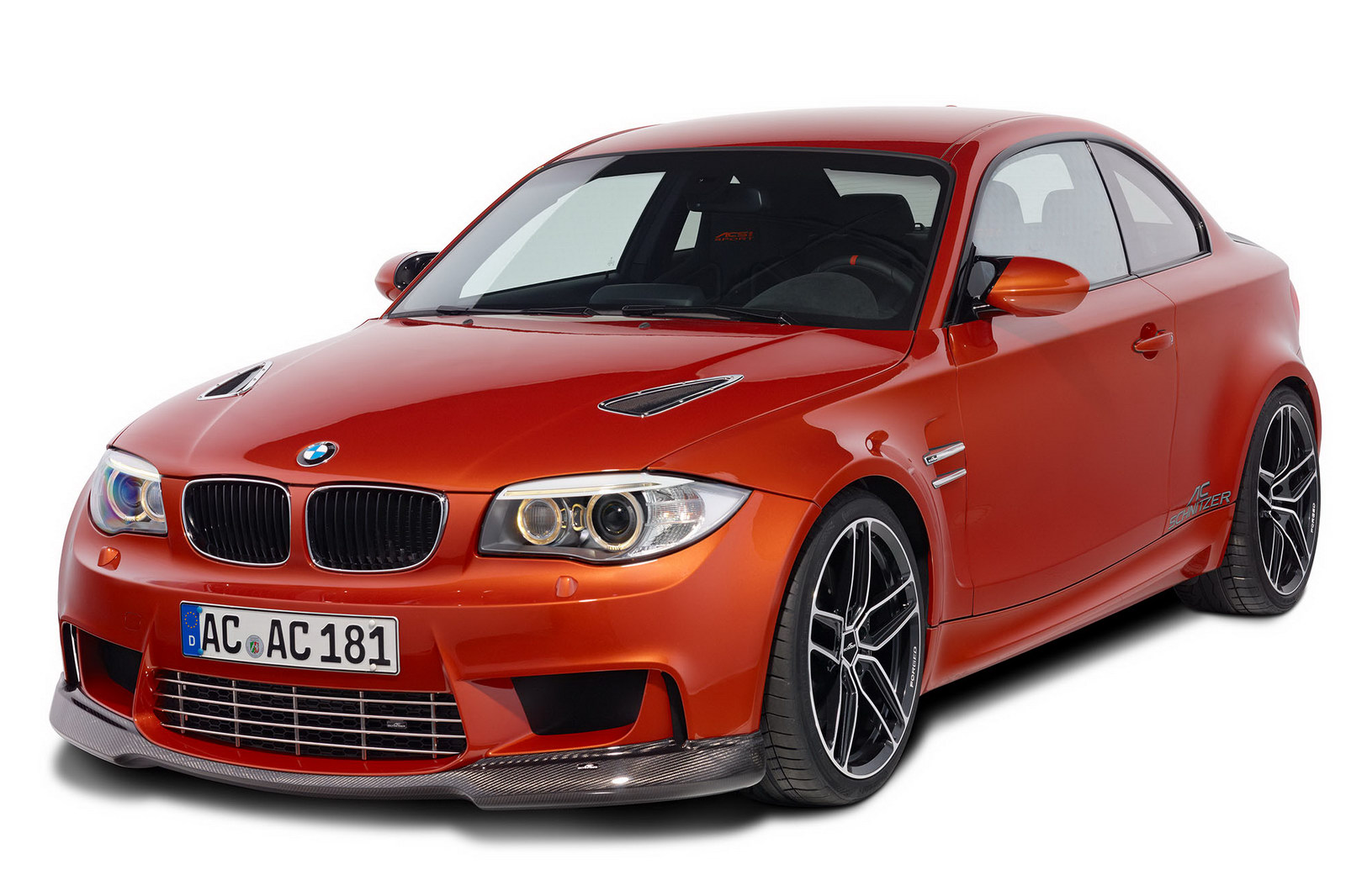 2011 bmw 1 series m coupe by ac. Black Bedroom Furniture Sets. Home Design Ideas