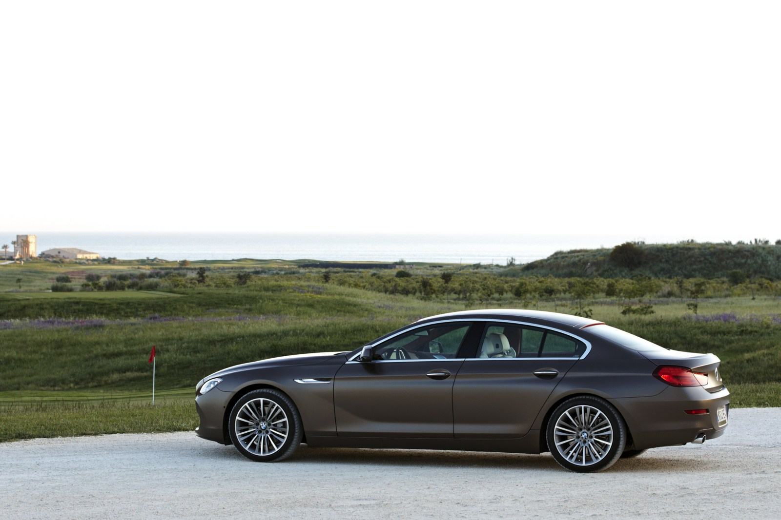 photo gallery bmw 6 series gran coupe w video. Black Bedroom Furniture Sets. Home Design Ideas