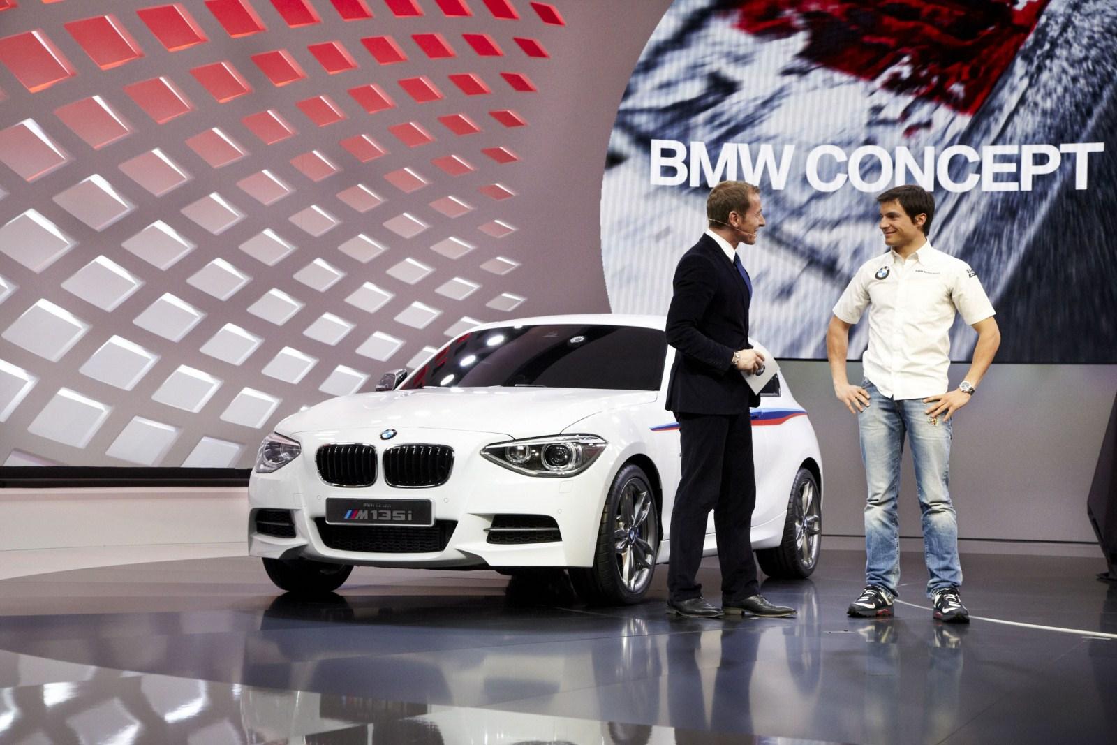2008 BMW M135i Concept - Car Pictures