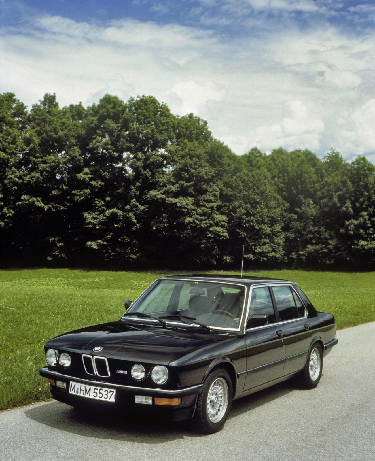 Bmw Years: 40 χρόνια ιστορίας του τμήματος Μ της BMW