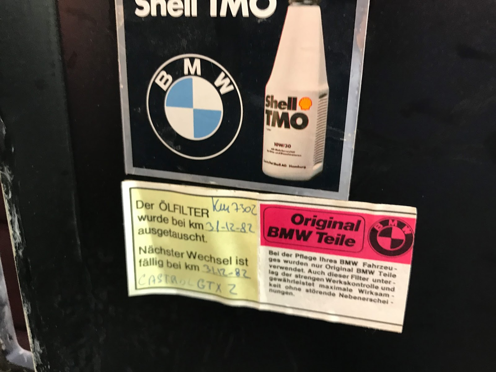 BMW M1 barn find (2)
