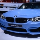 BMW M3 2014 Live in Detroit 2014