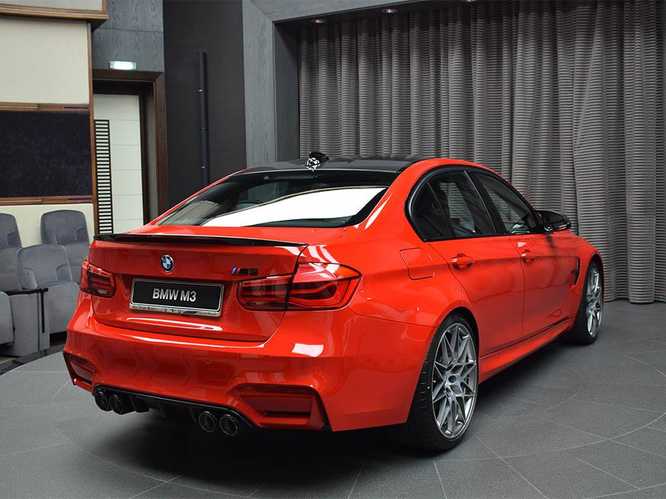BMW M3 Ferrari Red (20)