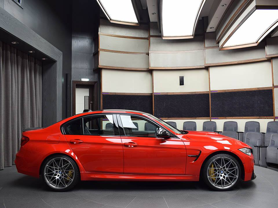 BMW M3 Ferrari Red (7)