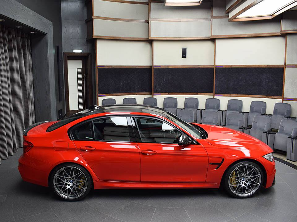 BMW M3 Ferrari Red (9)