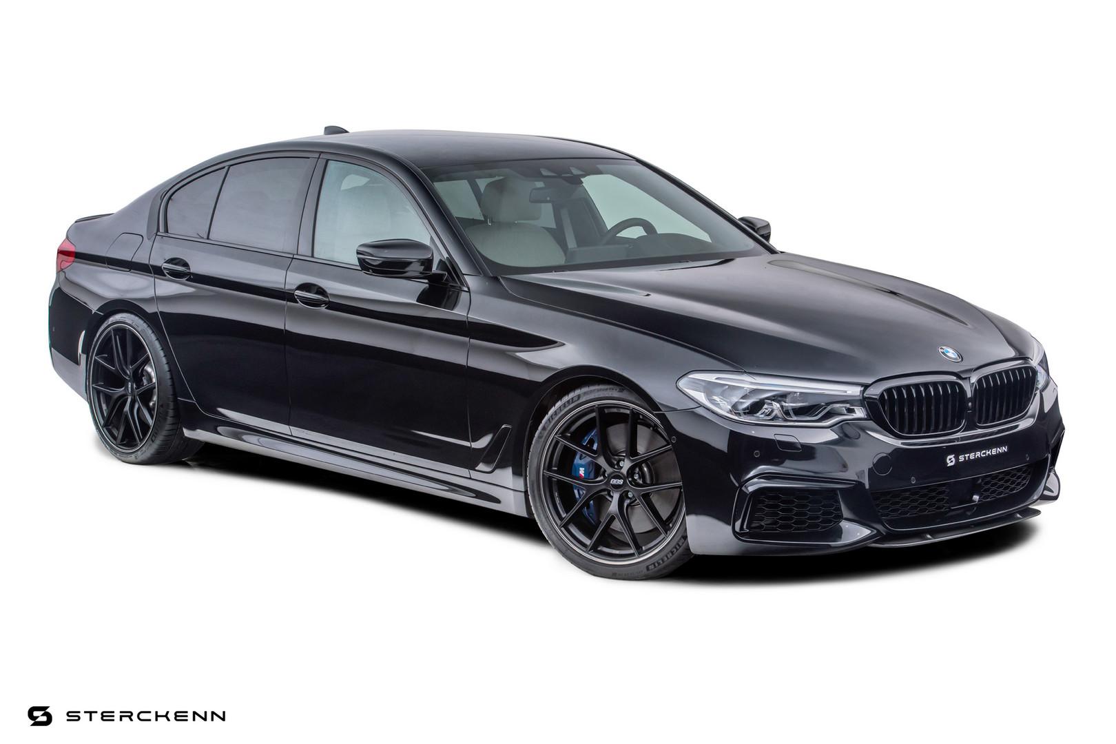 BMW-G30-Side-View