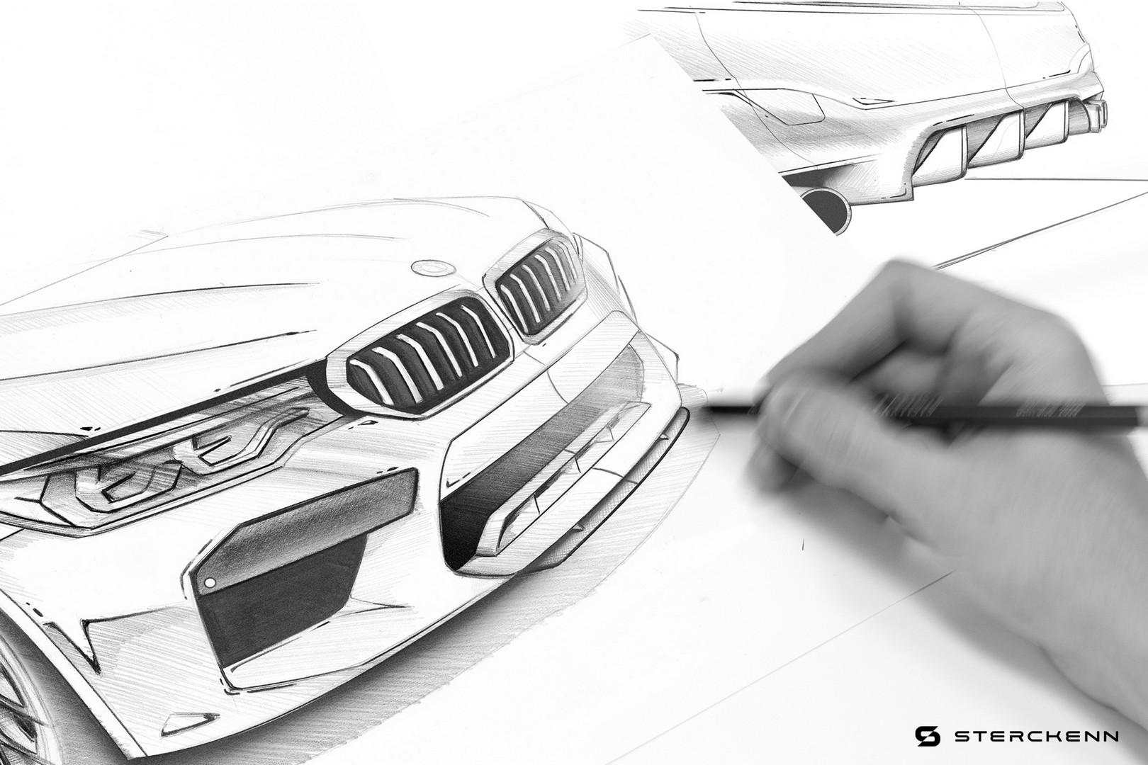 BMW-M5-Art
