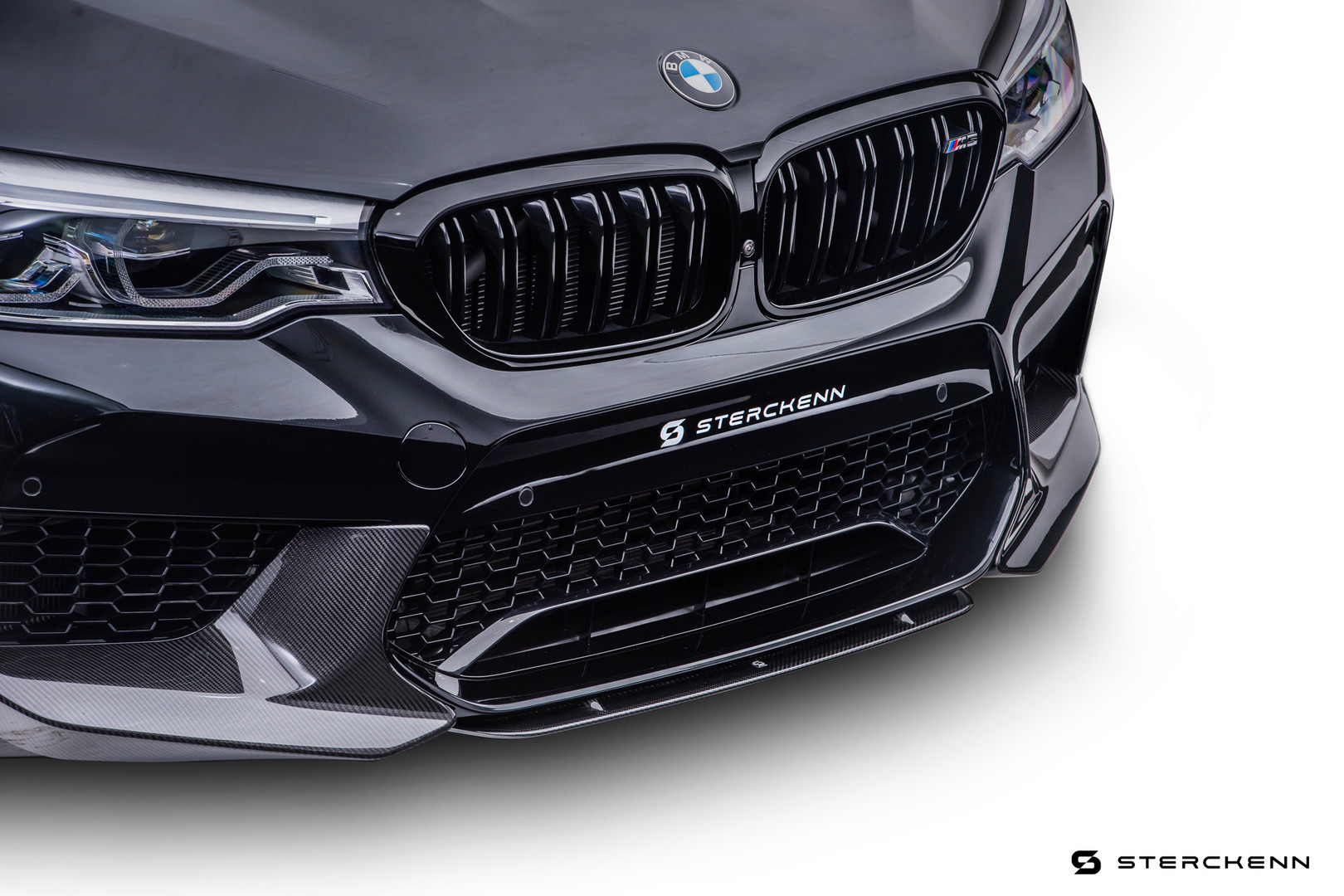 BMW-M5-Front-Lip-Spoiler
