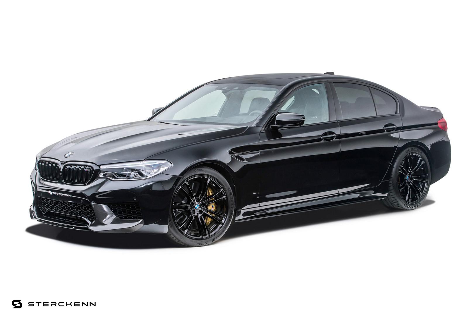 BMW-M5-Side-View