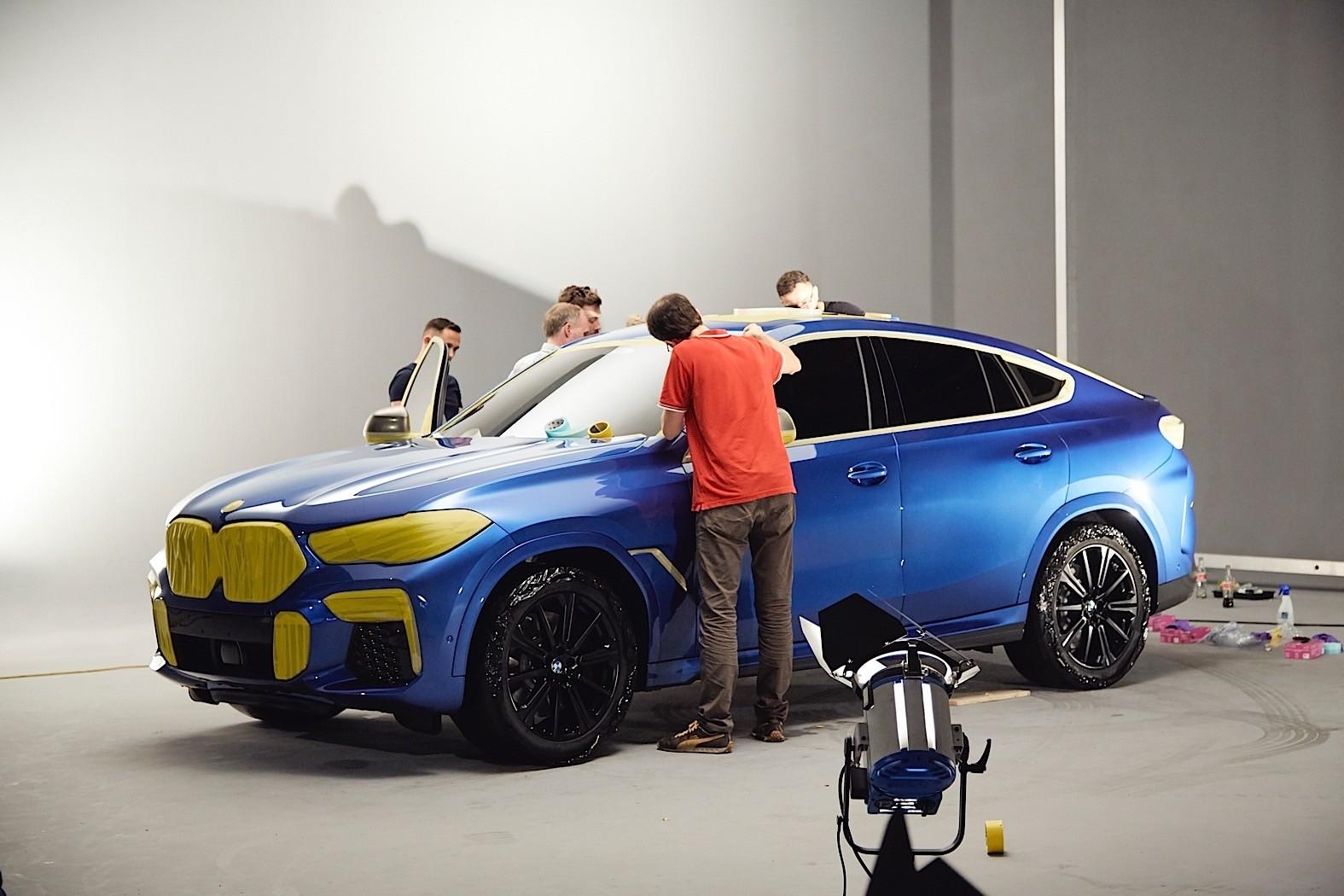 BMW-X6-Vantablack-9