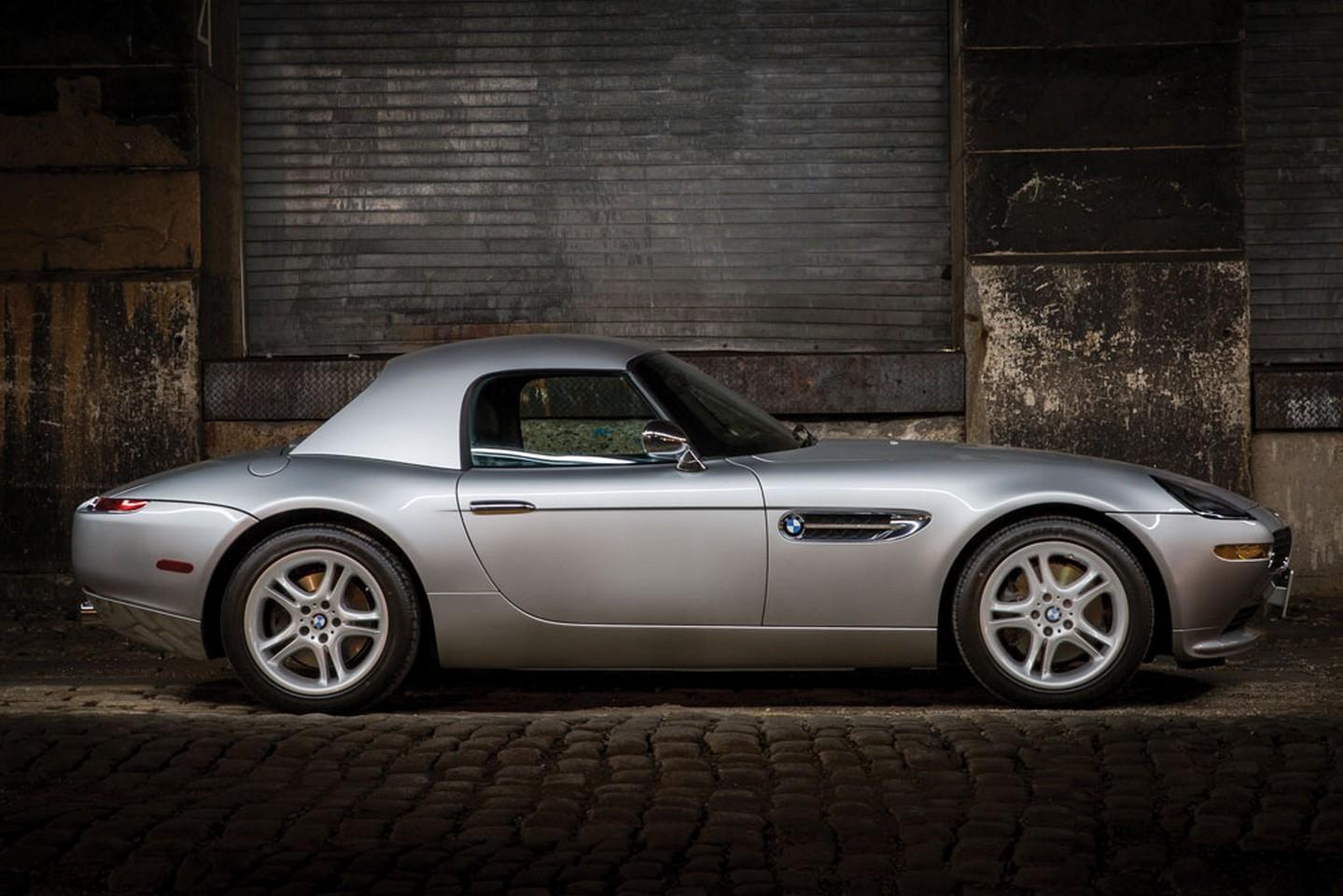 ί Bmw Z8 James Bond Autoblog Gr