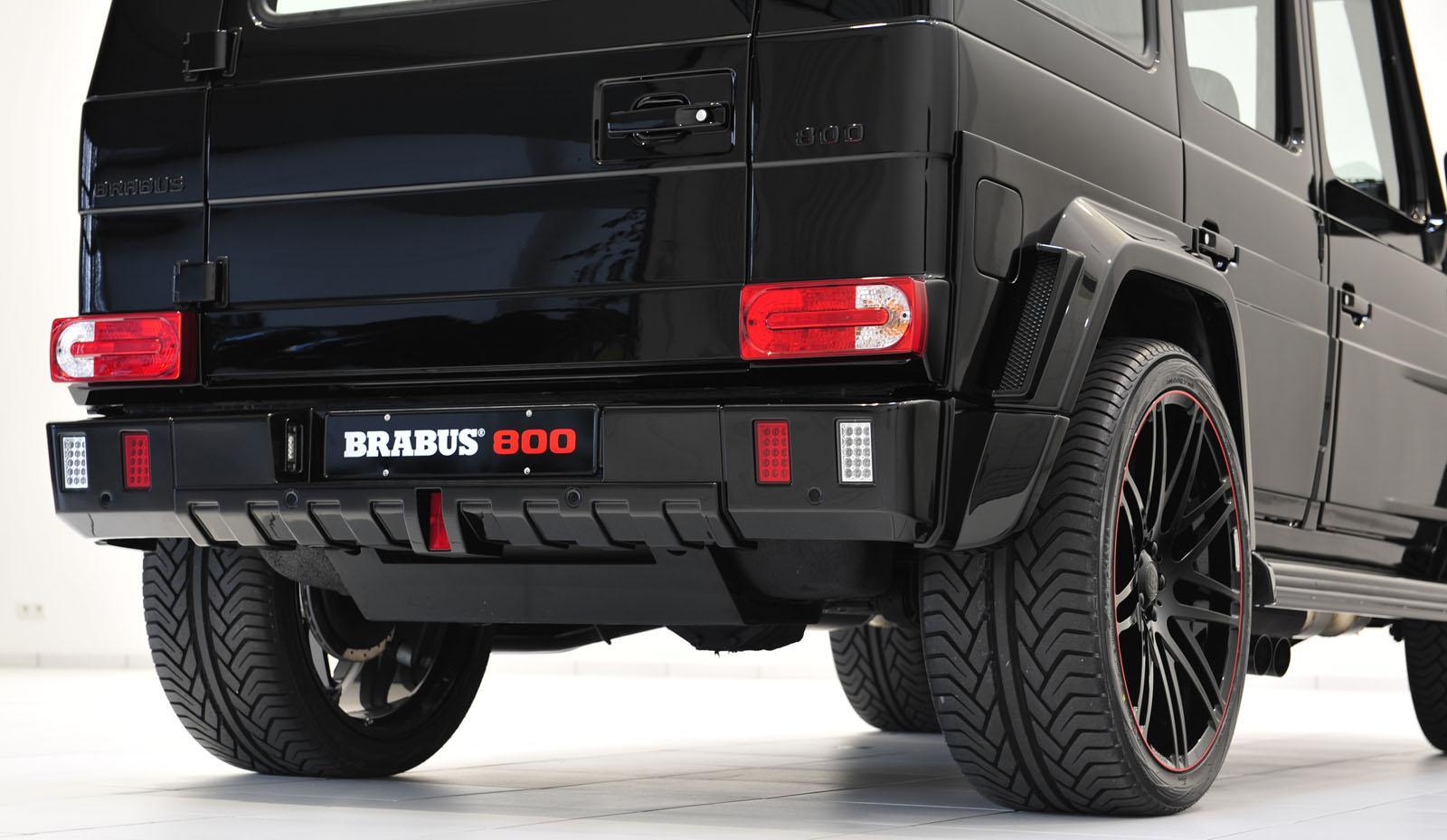 2014 Geneva Motor Show Brabus Mercedes 800 Ibusiness Is | Auto Design ...