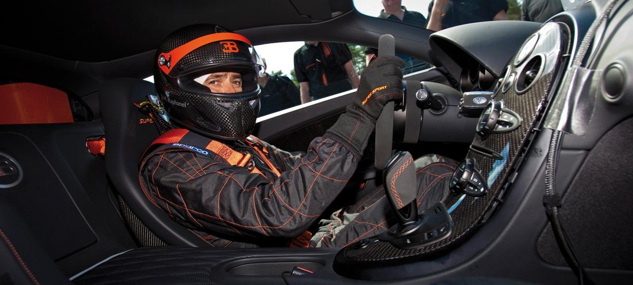 Bugatti Veyron 16.4 Super Sport 1200hp