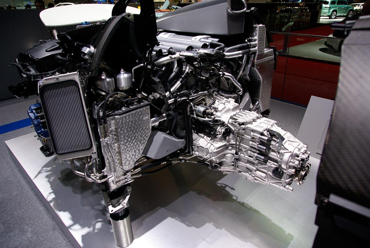 Bugatti Veyron Engine Block W16 Diagram Photo25