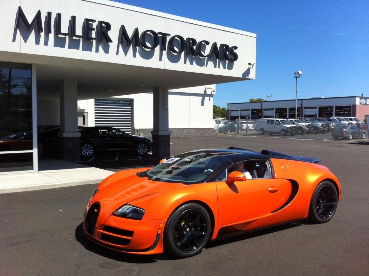 Video Έ ό ή ά Bugatti