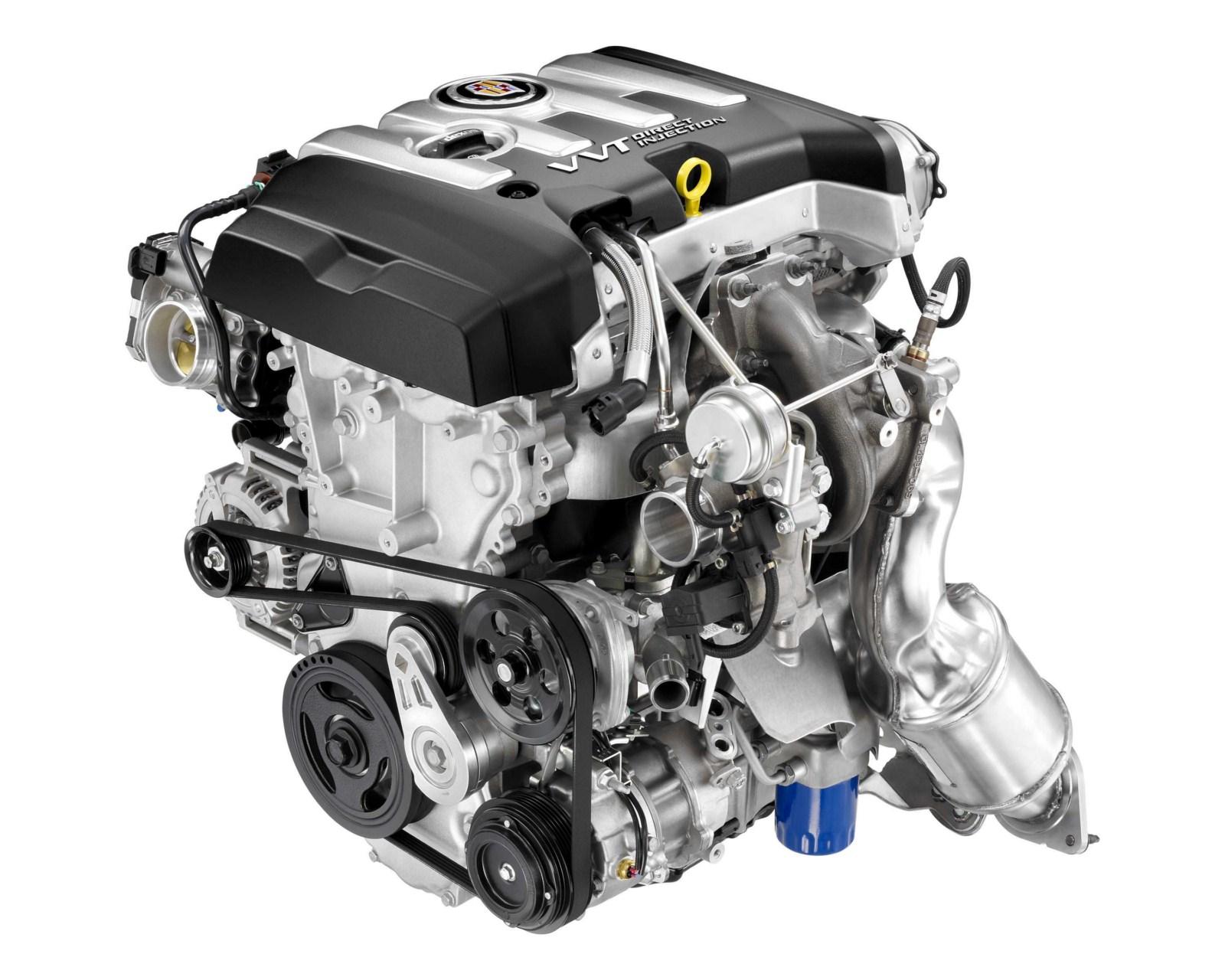 2013 Cadillac Ats 2 0 L Turbo >> O νέος 2.0-λιτρος turbo κινητήρα της Cadillac ATS με 270 ...