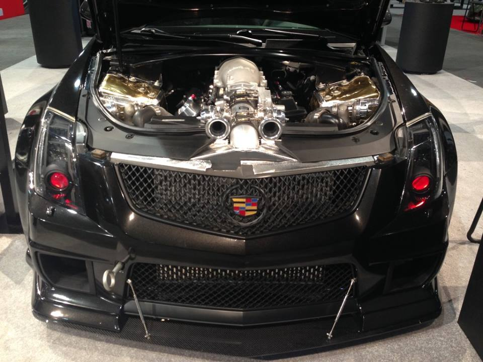 Cadillac Cts V Competition Widebody By D