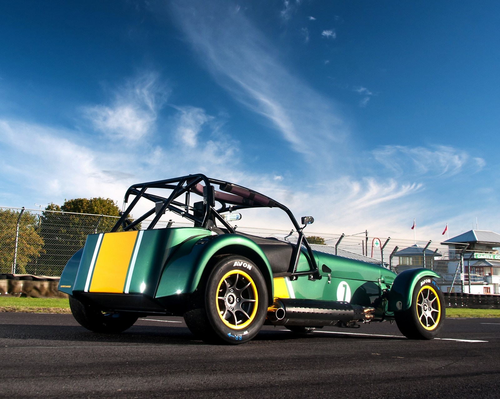 Caterham Superlight R600 - Autoblog.gr