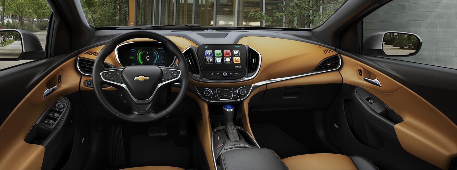 2016 Chevrolet Volt Interior Brown 2017 2018 Best Cars