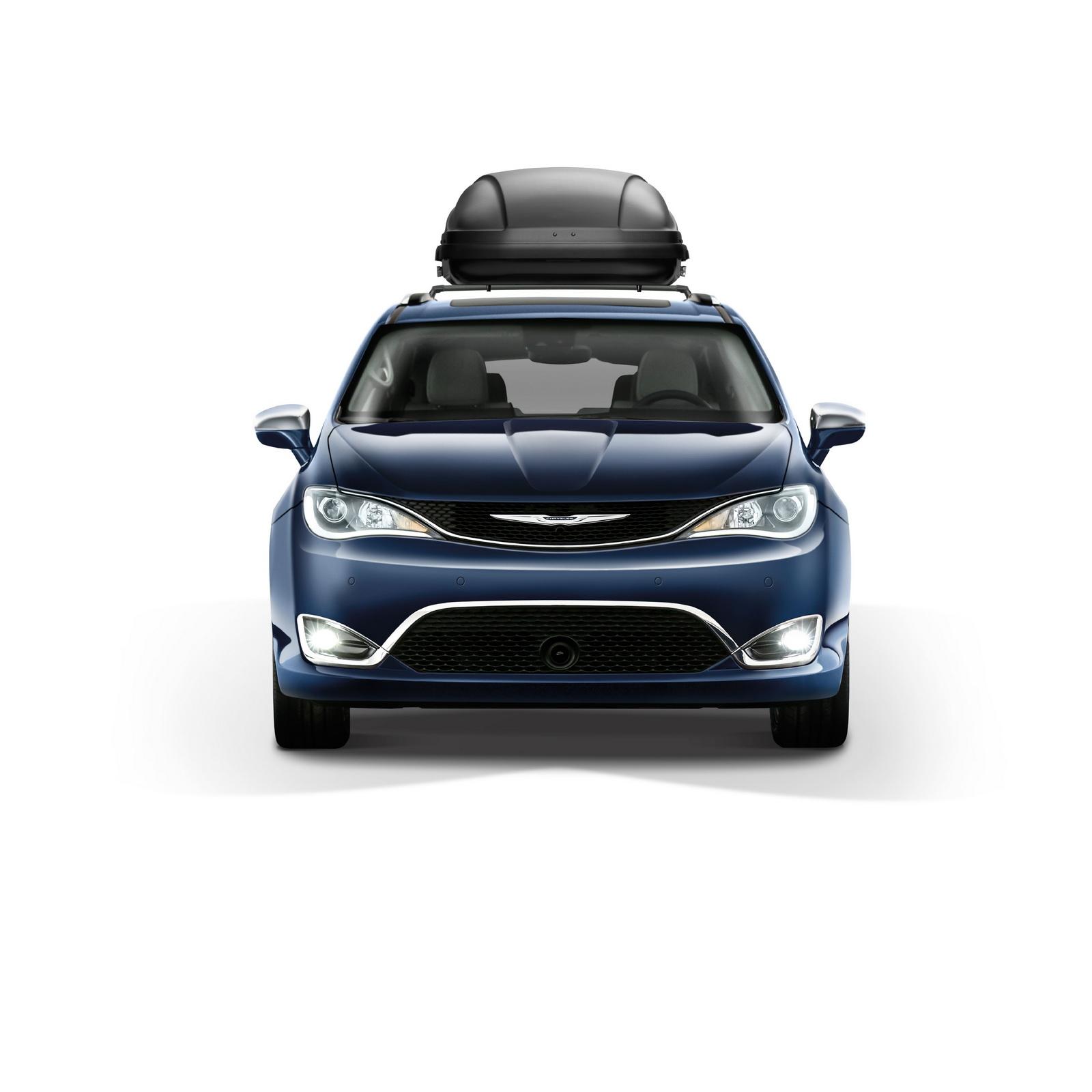 Επίσημο: Chrysler Pacifica & Pacifica Hybrid