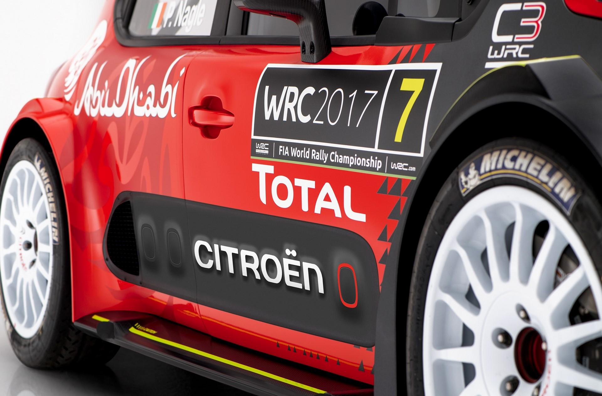 2017 Citroen C3 WRC (11)