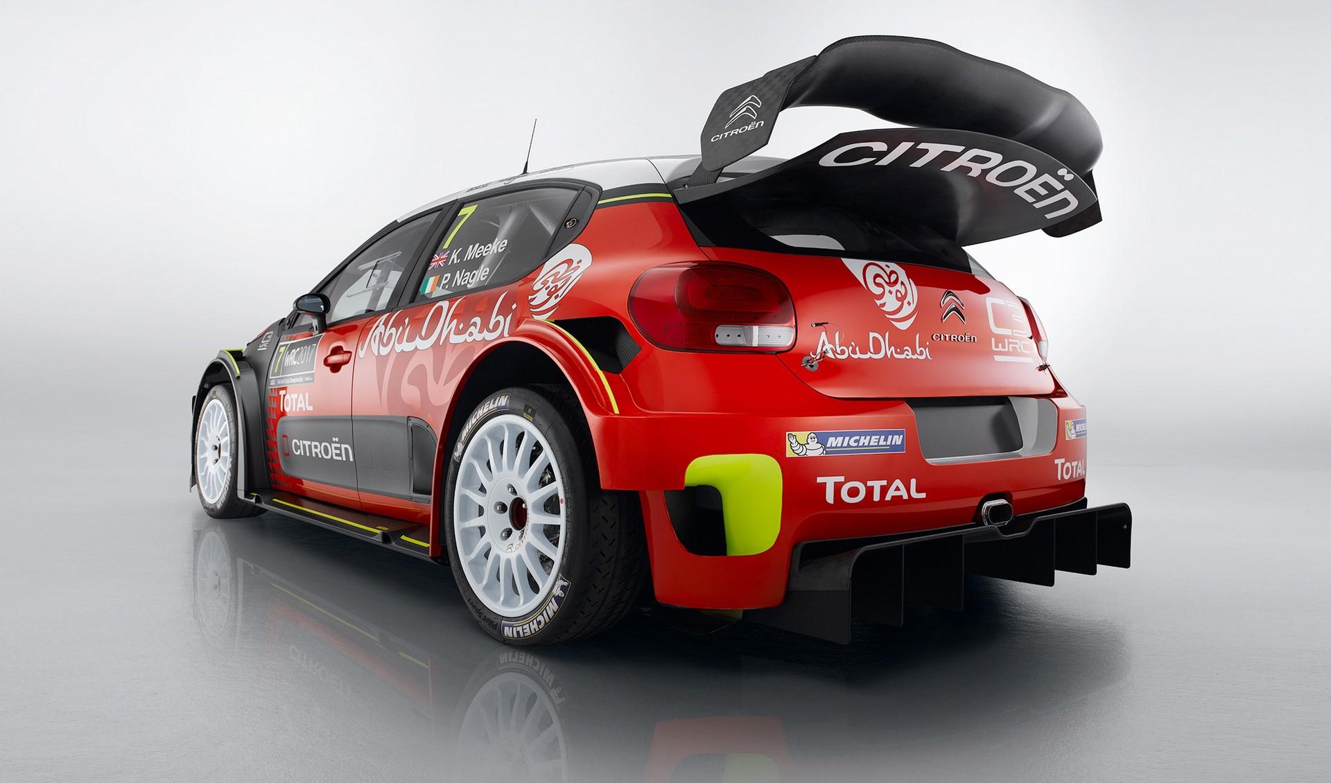2017 Citroen C3 WRC (4)