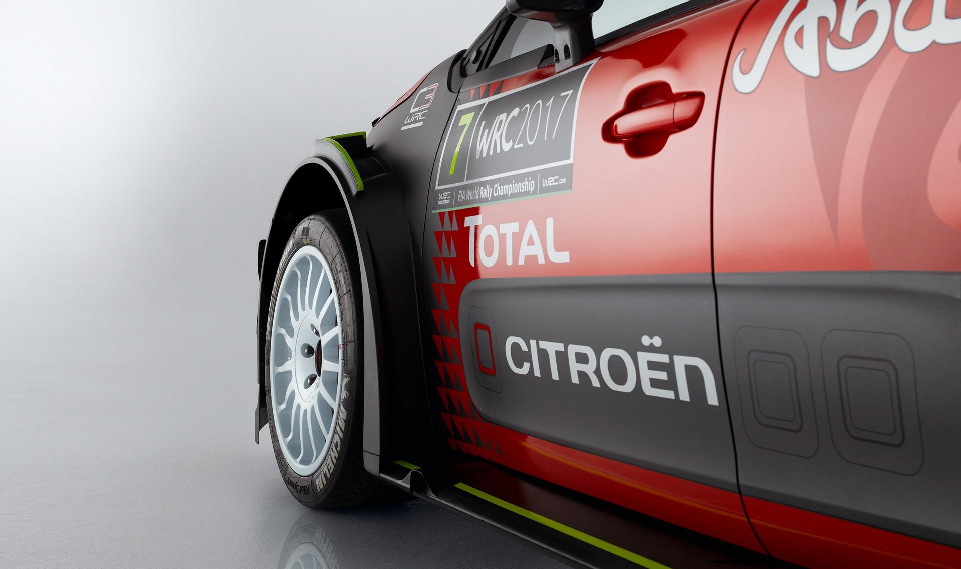 2017 Citroen C3 WRC (5)