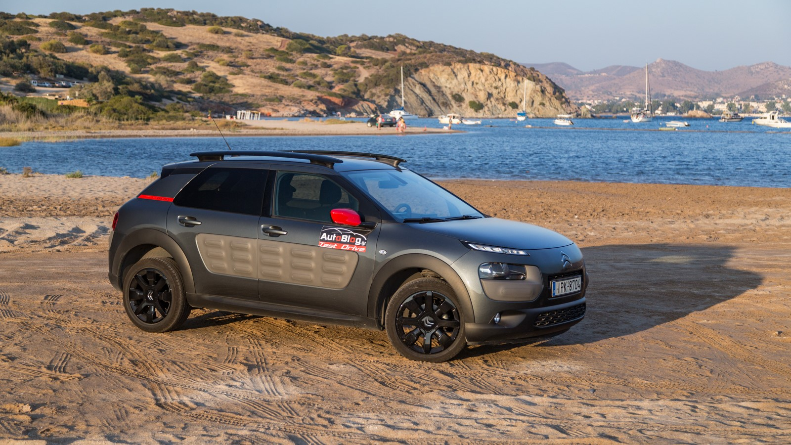 test drive citroen c4 cactus 1 2 puretech 110. Black Bedroom Furniture Sets. Home Design Ideas