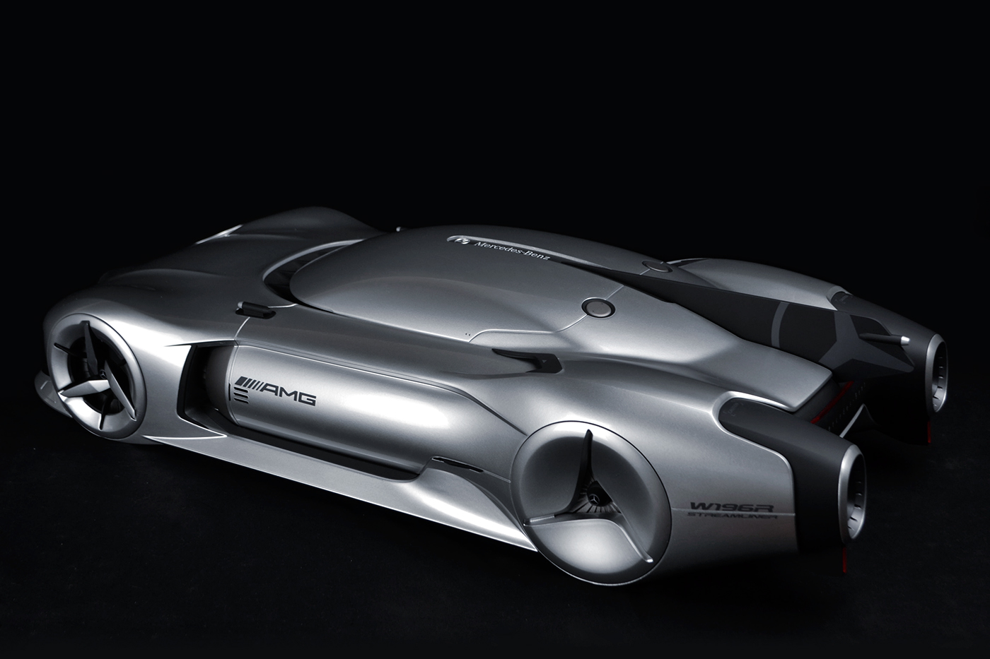 Mercedes-Benz W196R Streamliner (3)