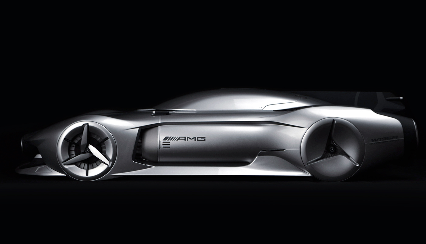 Mercedes-Benz W196R Streamliner (8)