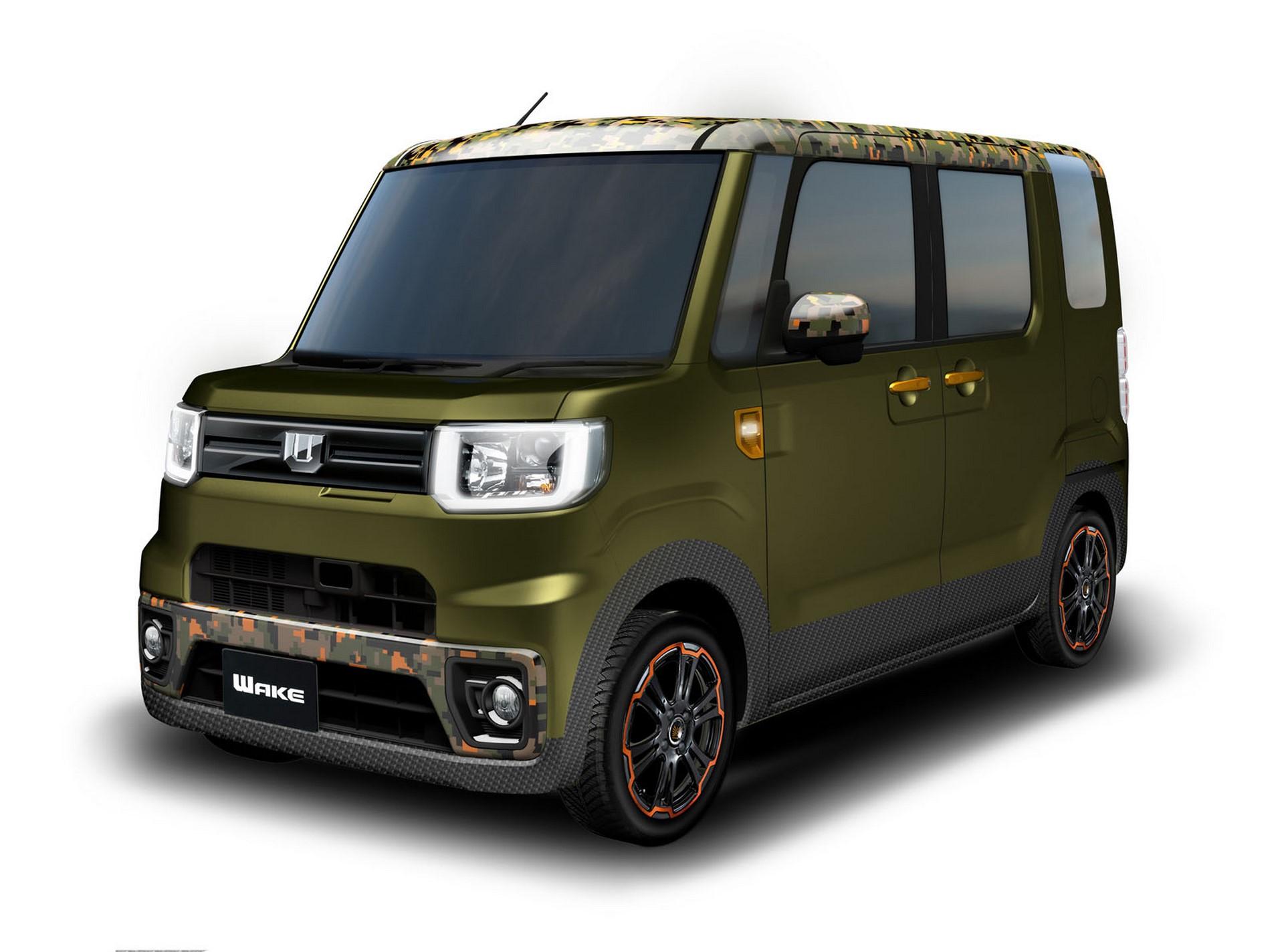 Daihatsu for Tokyo Auto Salon 2017 (11)