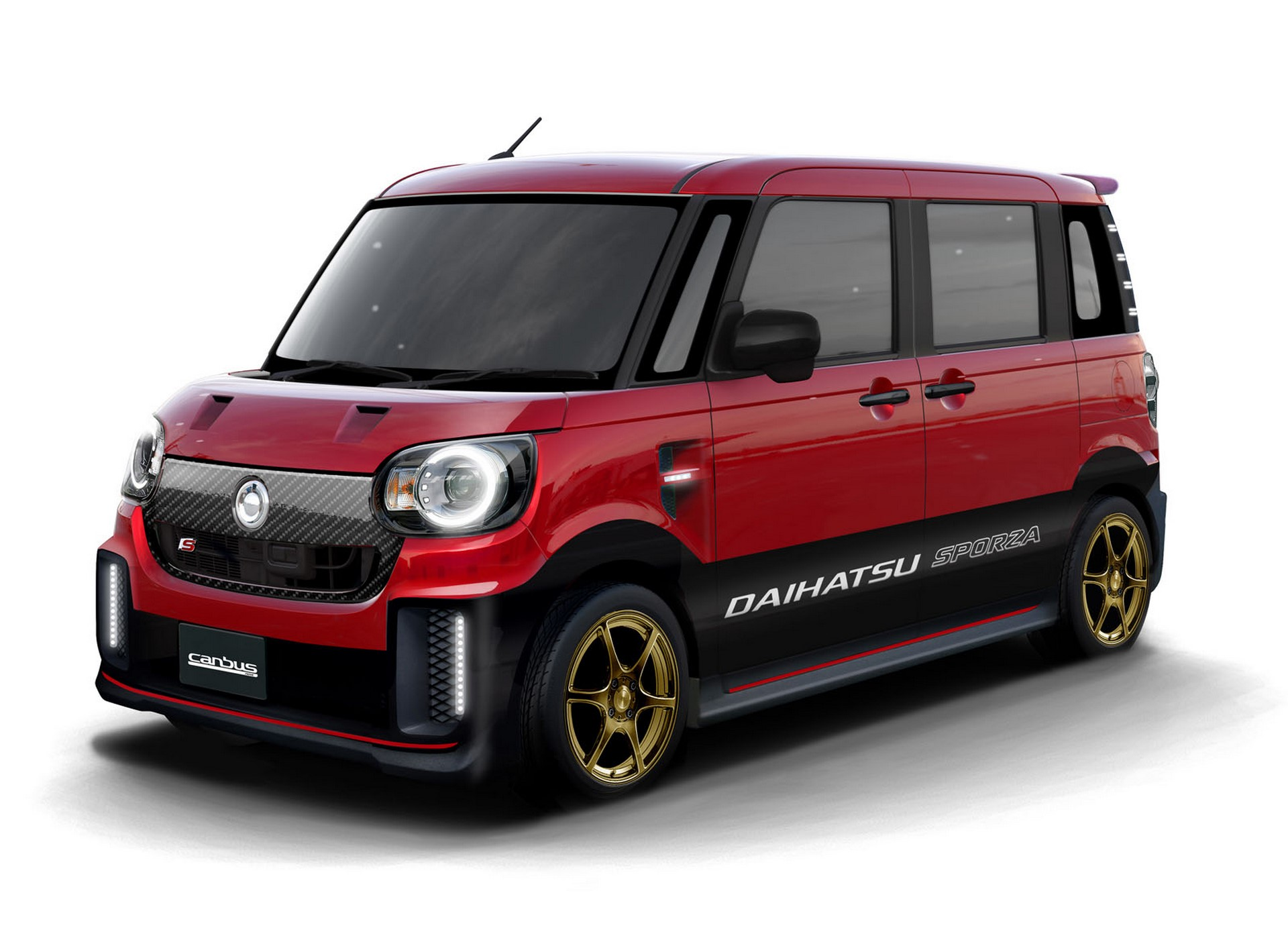 Daihatsu for Tokyo Auto Salon 2017 (3)