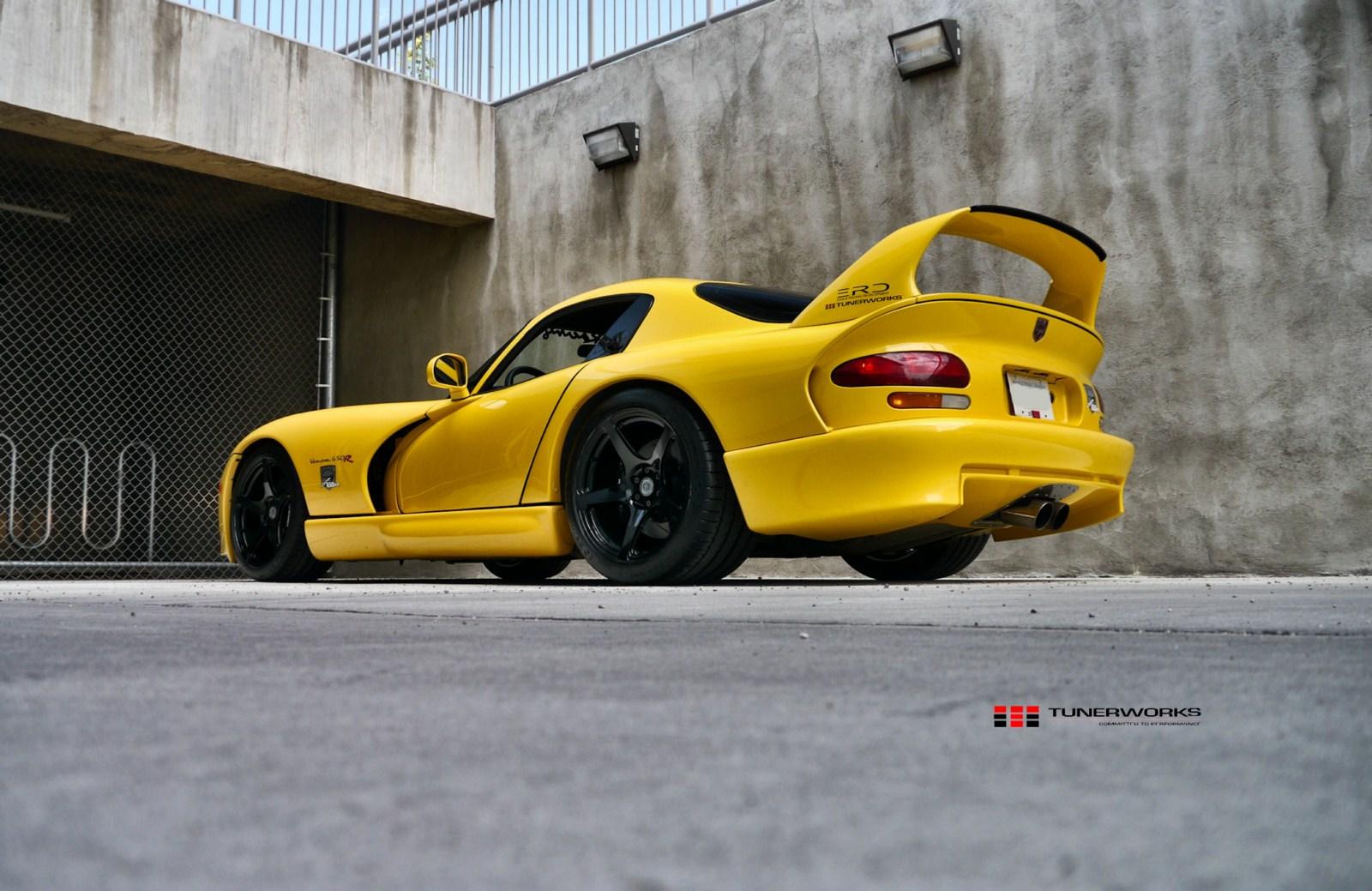Dodge Viper Venom 650r  More information
