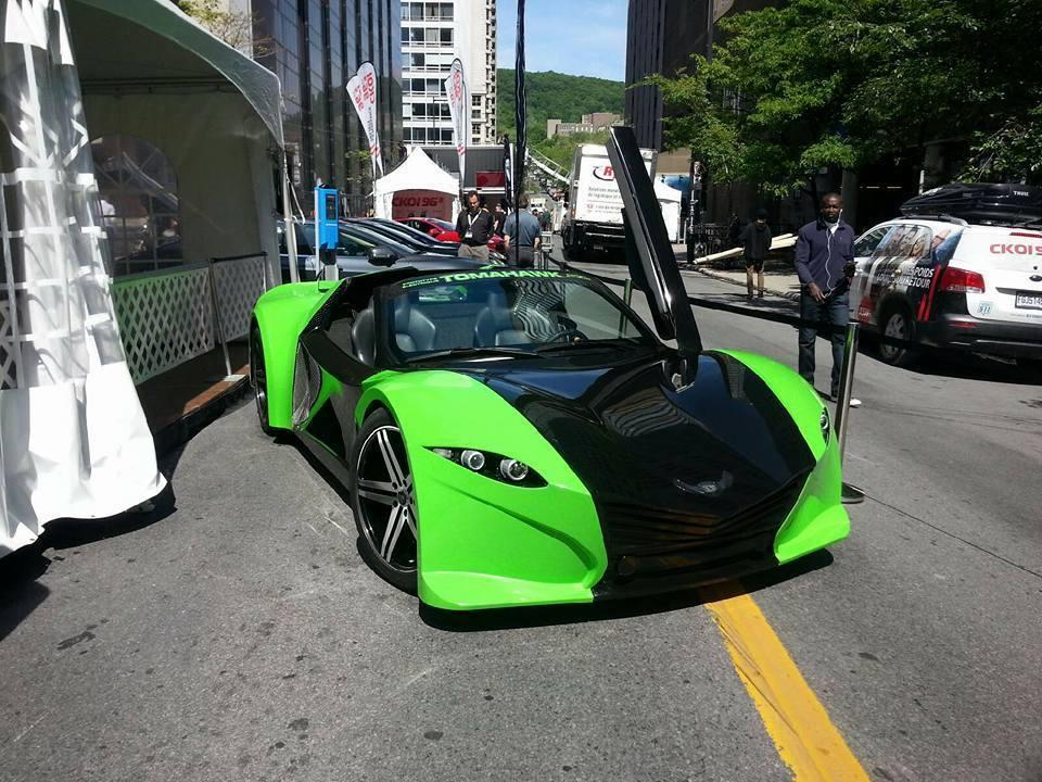 Dubuc Tomahawk EV Supercar (5)