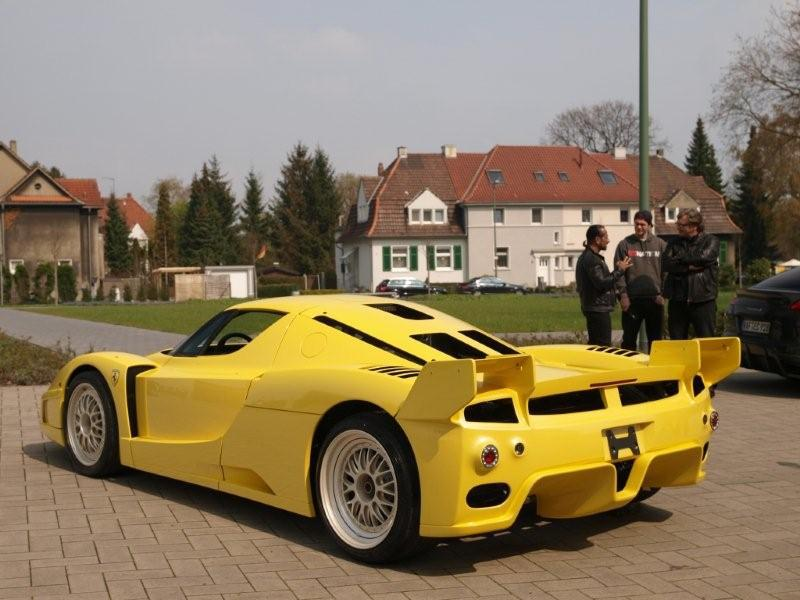Images Of Competition Ferrari Enzo Calto
