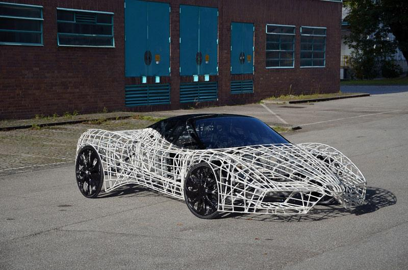 Queres una Ferrari pero sos Pobre? Hacela vos mismo