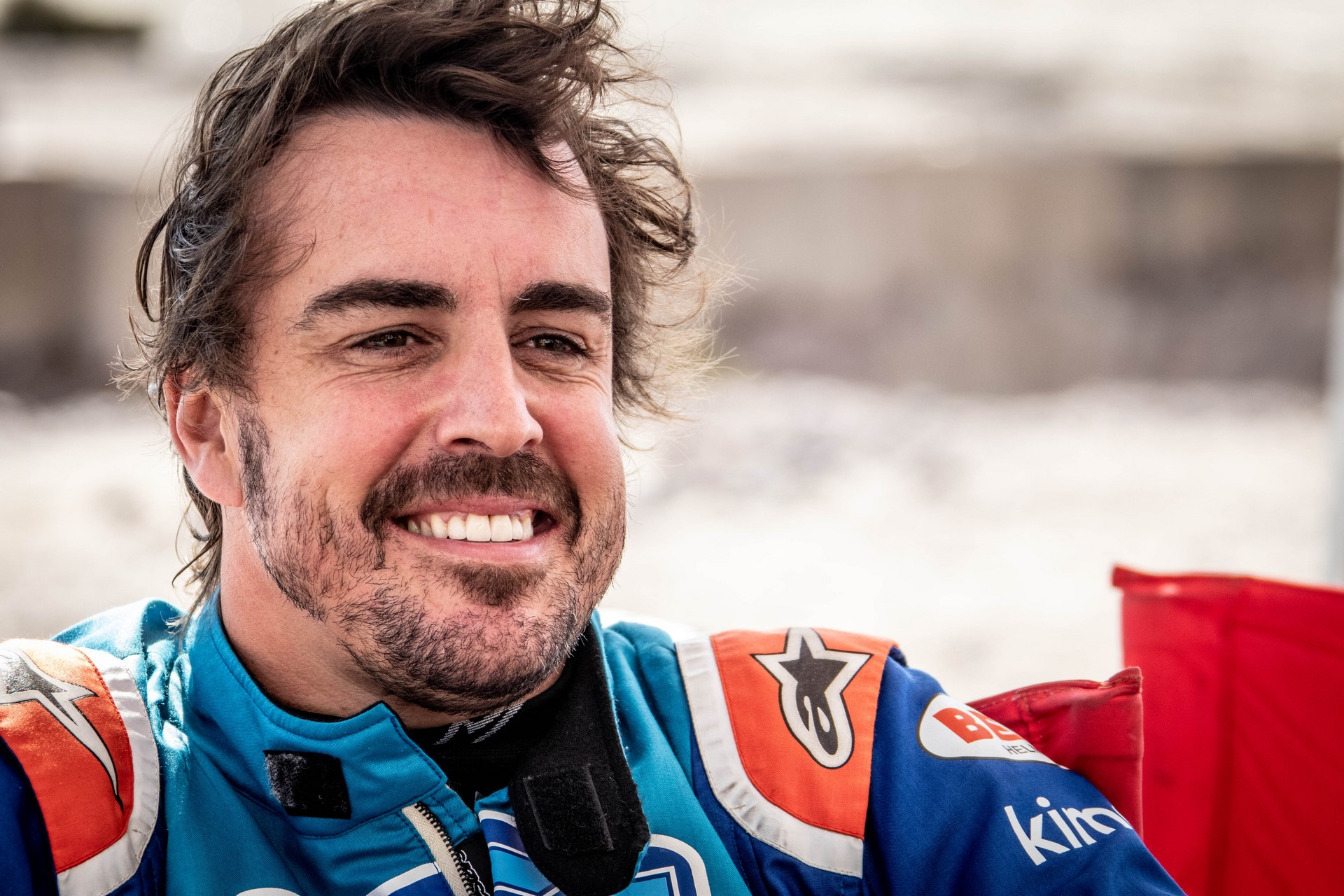 Fernando-Alonso-Training-Namibian-desert-4