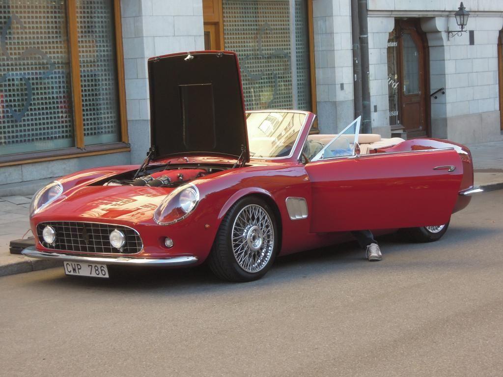 ό ή Ferrari 250 Gt California Spyder ί έ Autoblog Gr