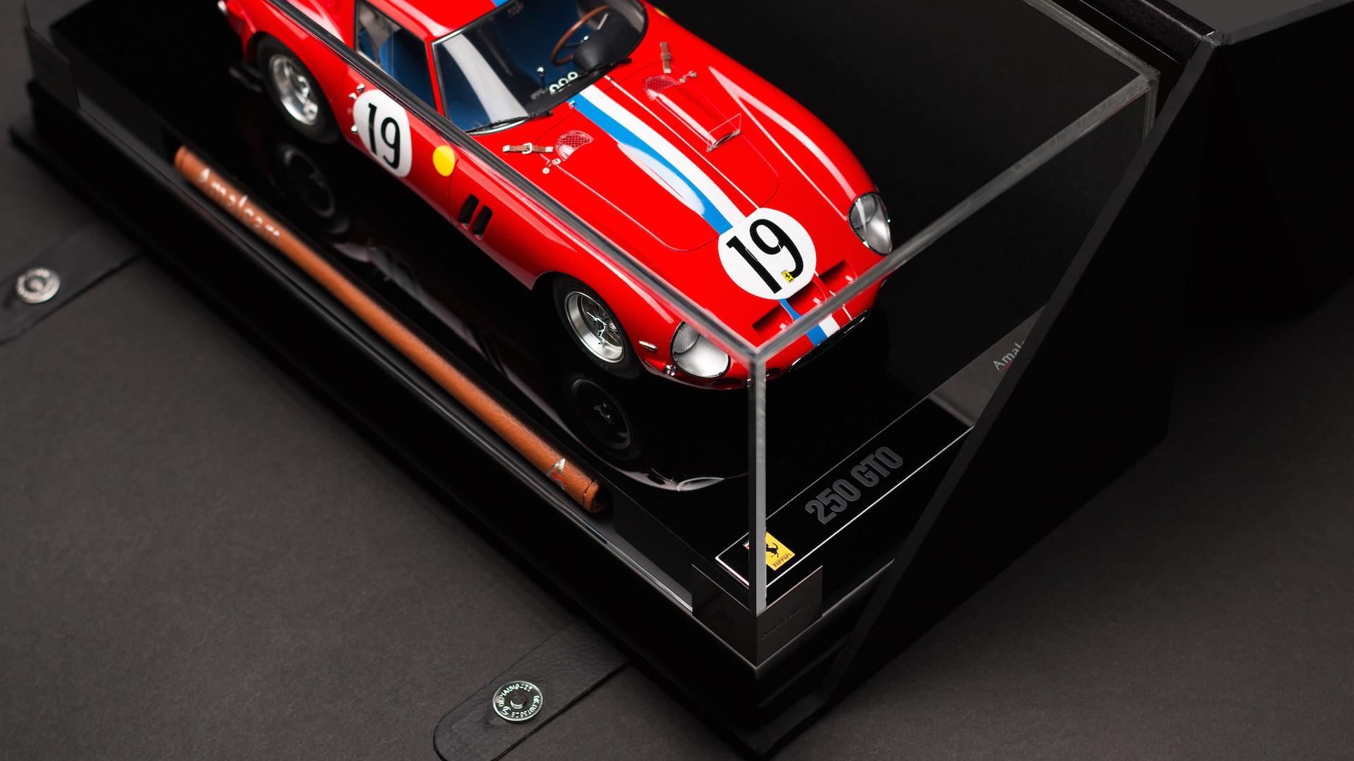 Ferrari 250 GTO amalgam miniature (3)