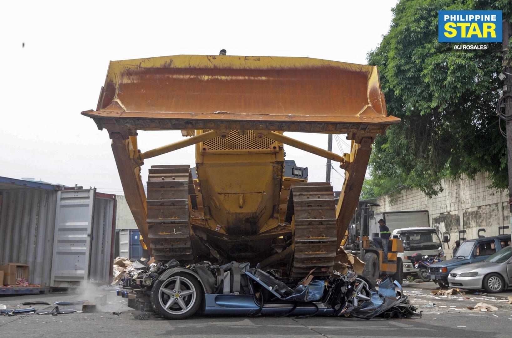 Ferrari-360-Spider-crushed-philippines-4