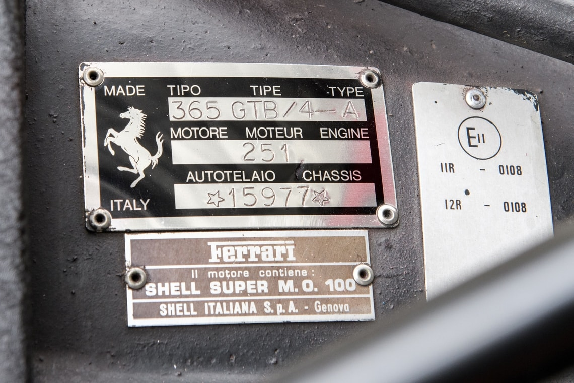 Ferrari 365 GTB4 Daytona Elton John (16)