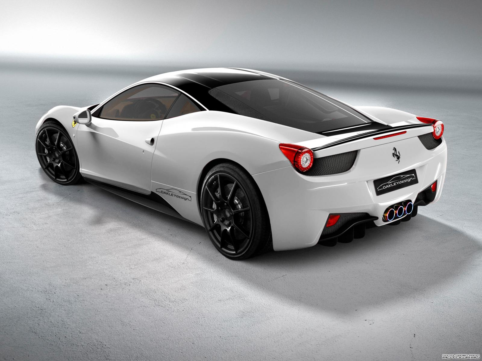 Ferrari 458 Italia in