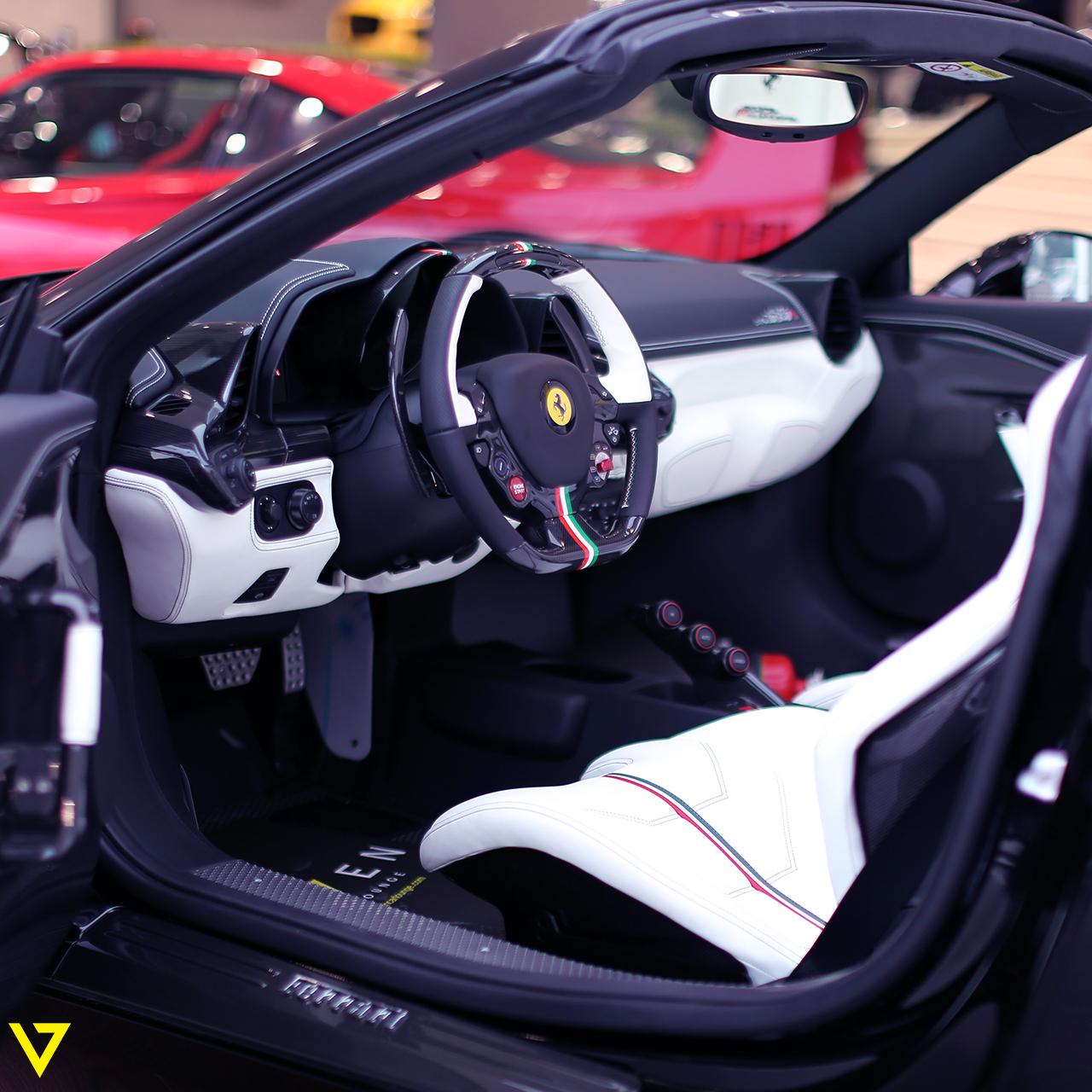 Αυτή η Ferrari 458 Speciale Aperta αναζητά ιδιοκτήτη και