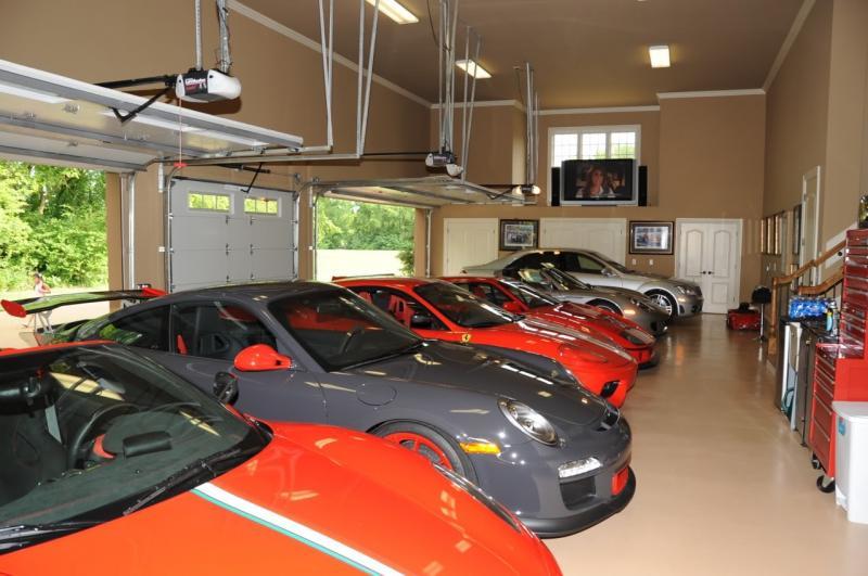 Ferrari porsche for Garage porsche rouen
