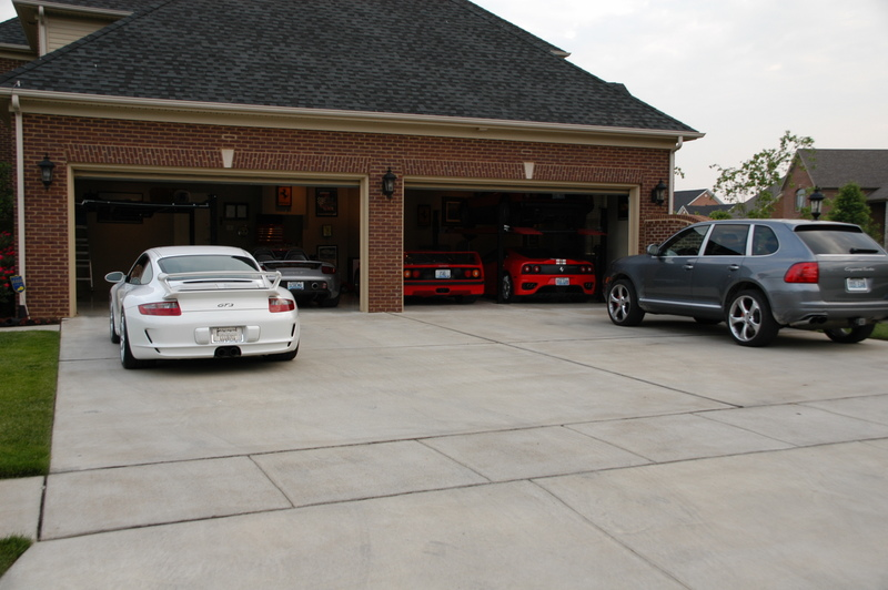 Garage Pics Of Your Tt Next To Your Fav Other Ride Page