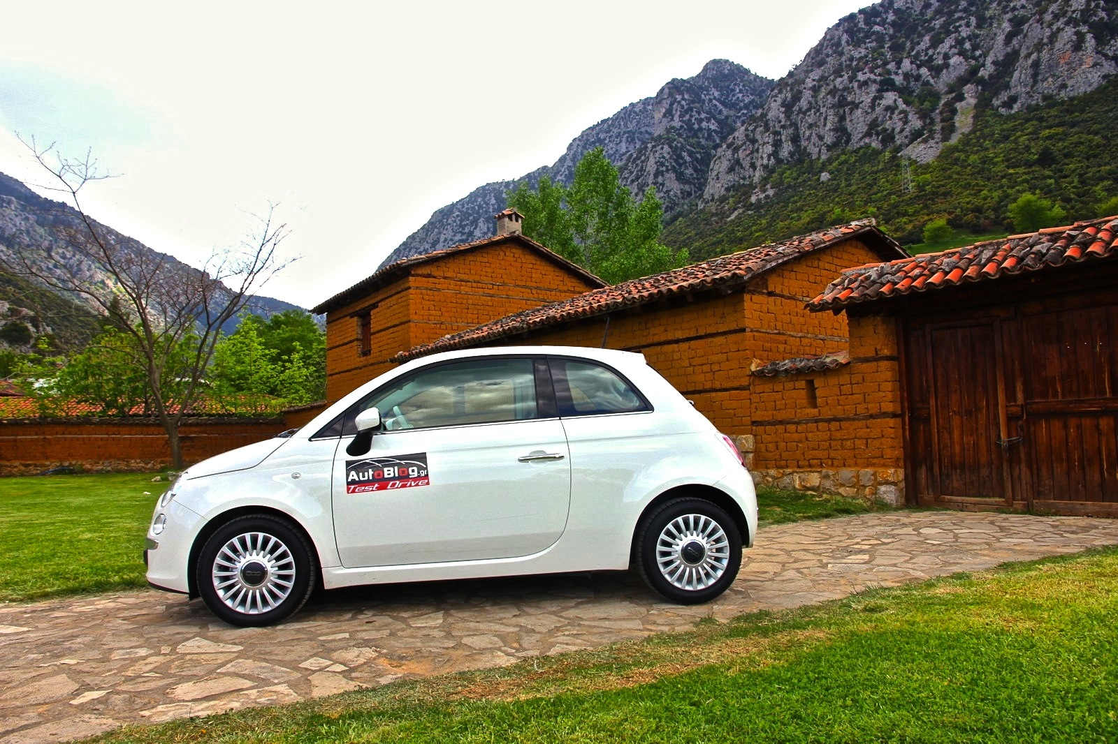 test drive fiat 500 twinair 6. Black Bedroom Furniture Sets. Home Design Ideas