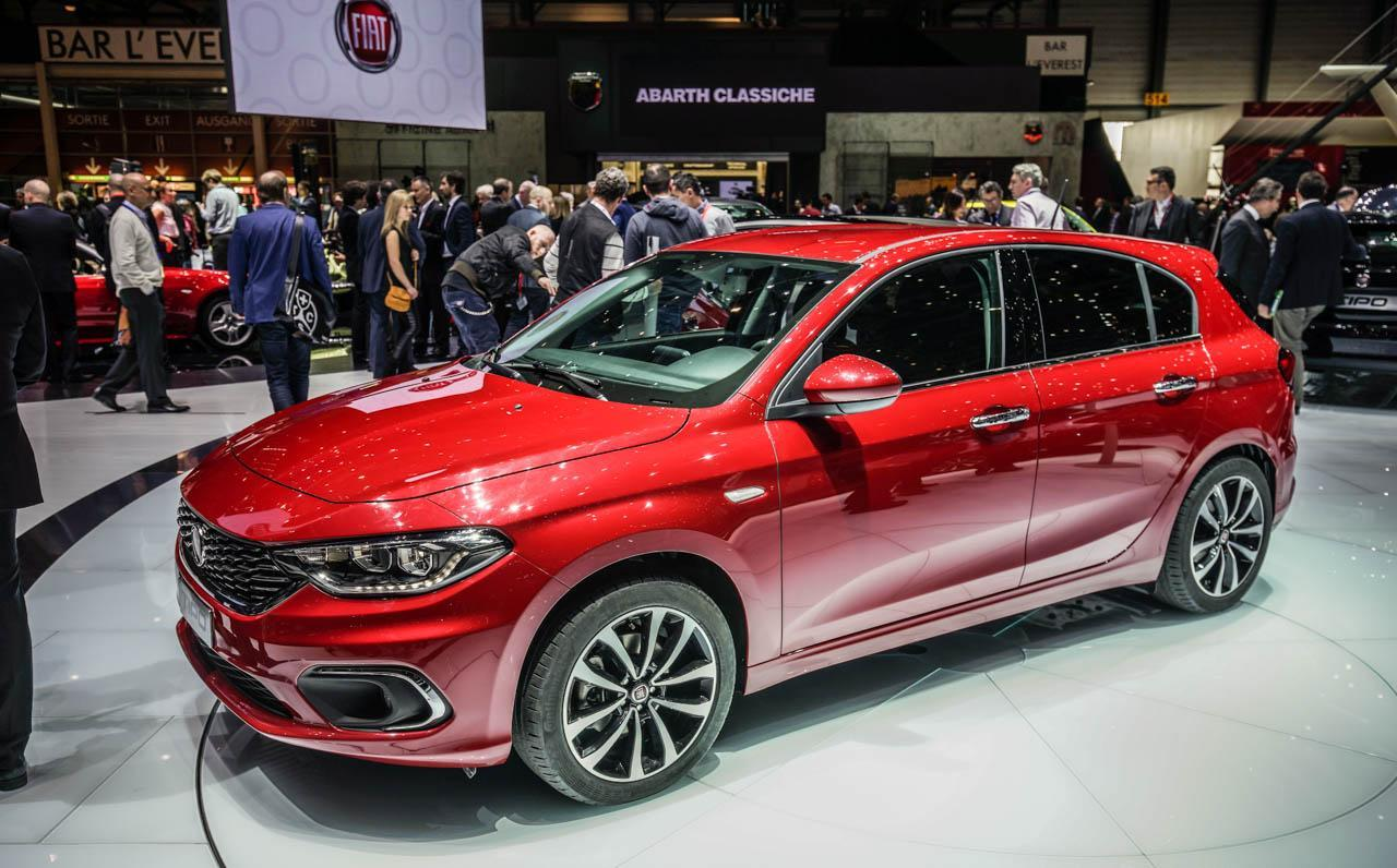 2016 fiat tipo hatchback station wagon. Black Bedroom Furniture Sets. Home Design Ideas